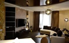 Дизайн интерьера квартиры молодой семейной пары