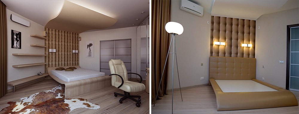 Дизайн проекты в стиле минимализм