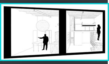 Организация пространства жилого помещения