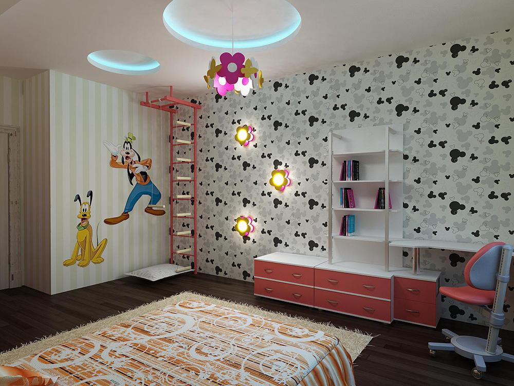 Дизайн квартиры в стиле арт-деко