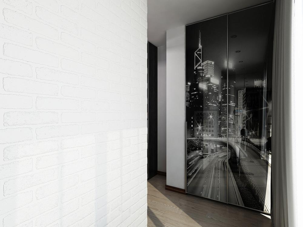 Дизайн проект квартир в стиле минимализм
