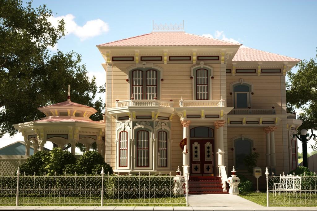 Проектирование коттеджей, частных домов