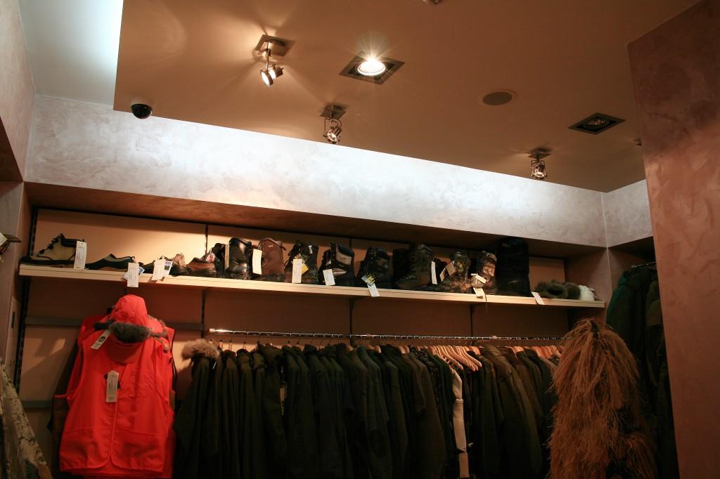 Дизайн интерьеров и оформление магазинов
