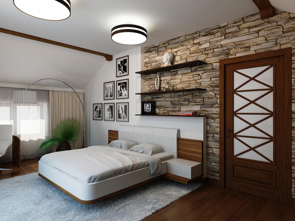Дизайн квартиры в стиле кантри