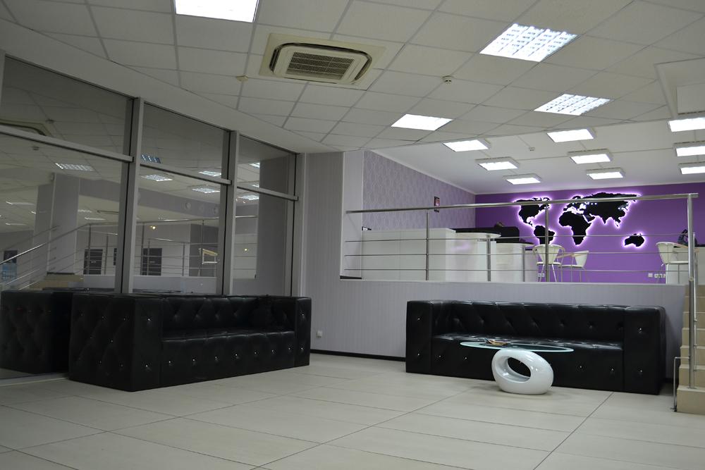 Стоимость дизайна офиса
