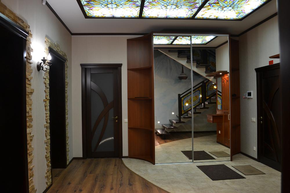 Дизайн проект интерьера таунхауса
