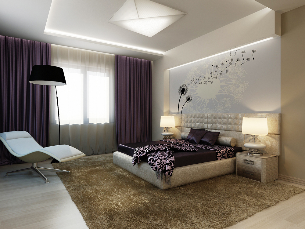 Дизайн интерьера спальни (1)watermark