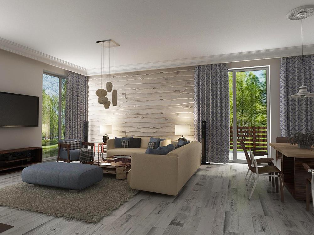 Стоимость дизайна проекта интерьера дома