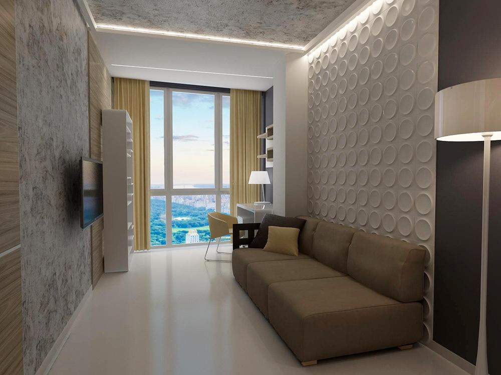 Дизайн интерьера элитных квартир
