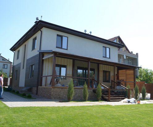 фасад частного дома  (3)watermark
