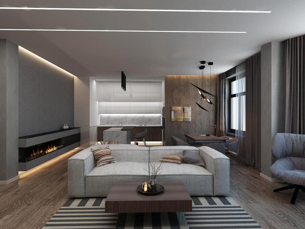 Дизайн интерьера квартир в Киеве