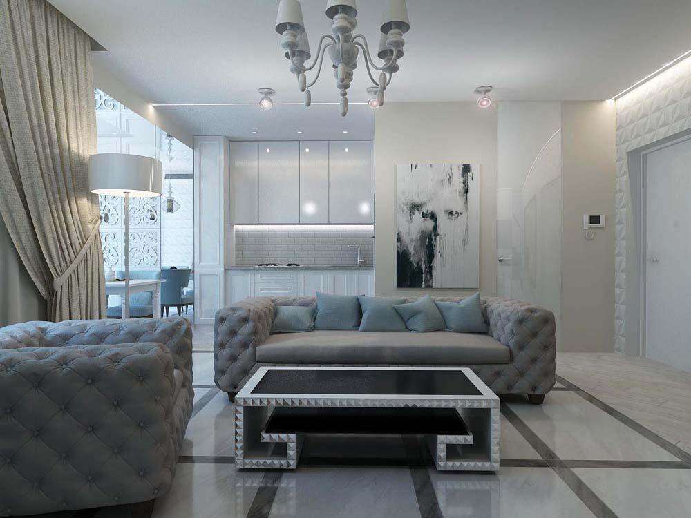 Дизайн гостиной: каждая деталь имеет значение