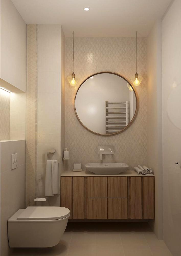 Дизайн интерьера двухуровневой квартиры