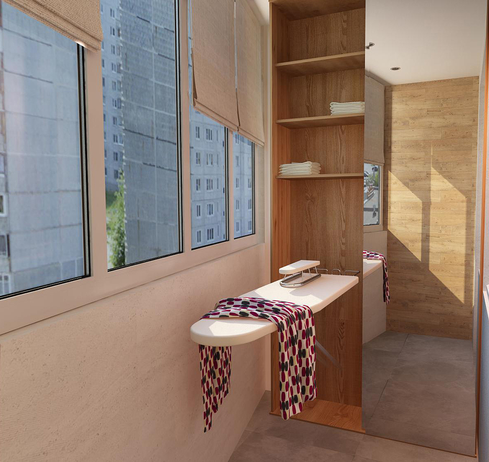 Интерьер квартиры ул.Ахсарова 11а