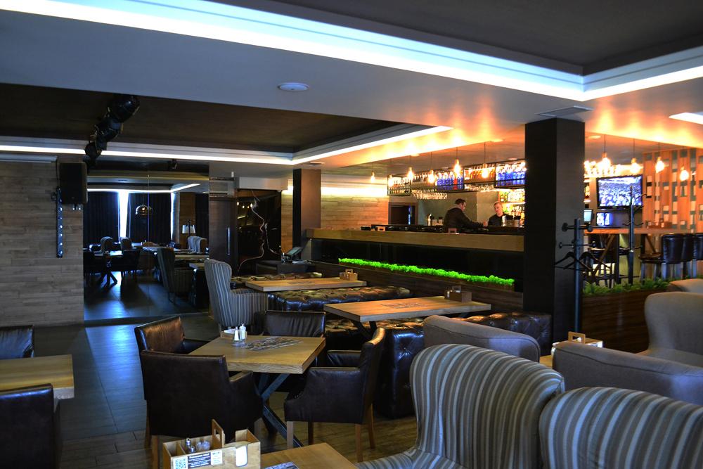 Стоимость дизайна проекта интерьера для ресторана