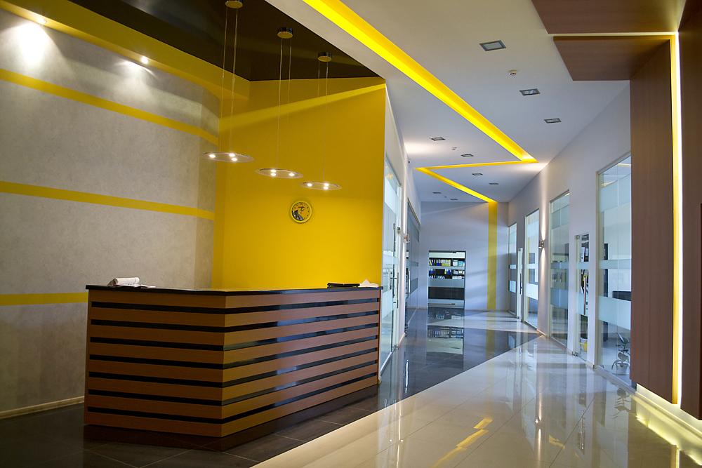Дизайн современного офиса