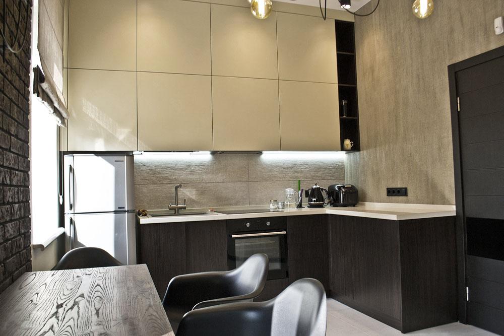 Квартира в стиле Loft